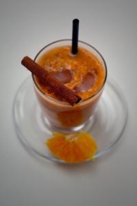 narancs chia smoothie