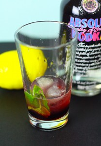 Vodka Cassis